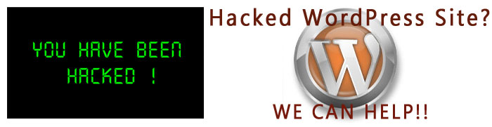 WordPress Site De-Hacking Services