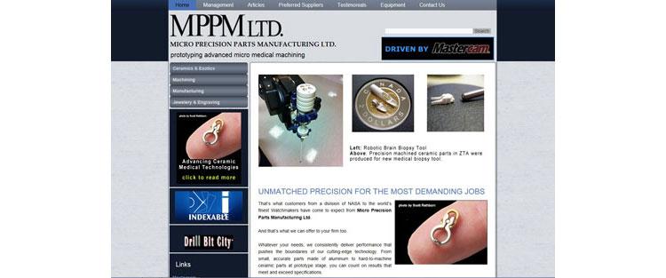 Micro Precision Parts Ltd.