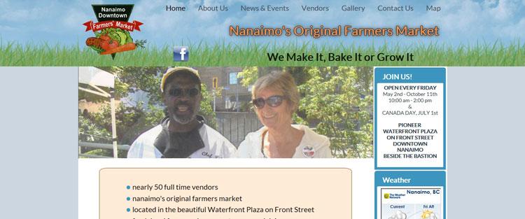 Nanaimo Downtown Farmers Market