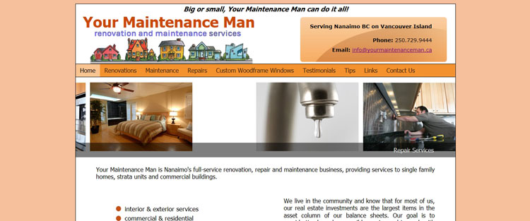Your Maintenance Man