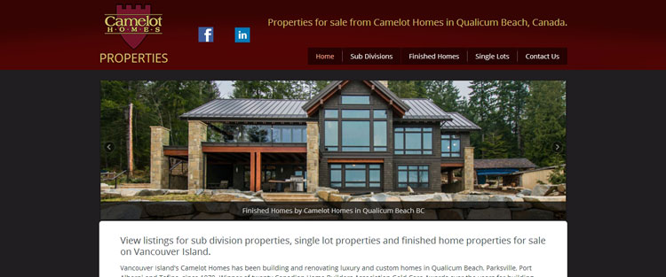 Camelot Properties