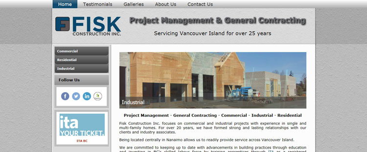 Fisk Construction Inc.