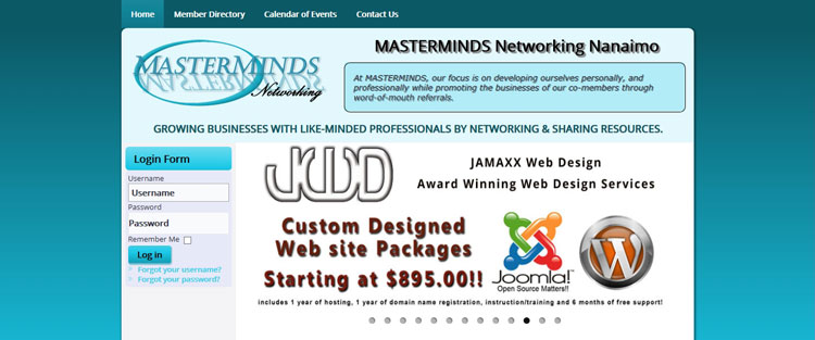 MasterMinds Nanaimo Networking