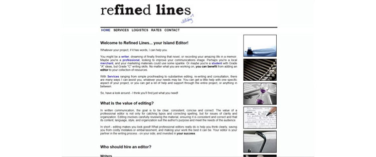 Refined Lines Editing
